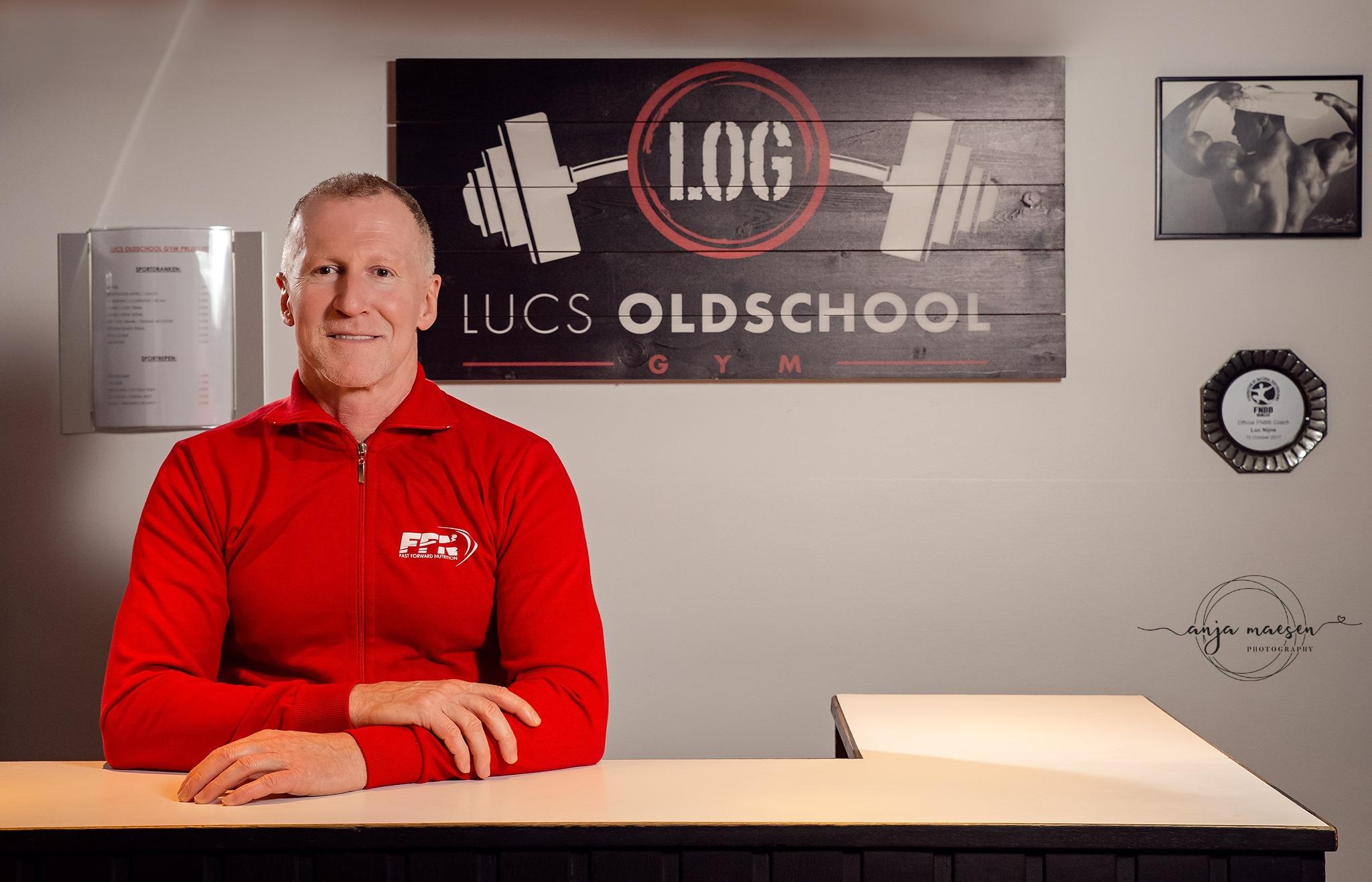 Luc Nijns Luc's Oldschool Gym